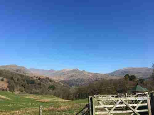 Views of Lake District