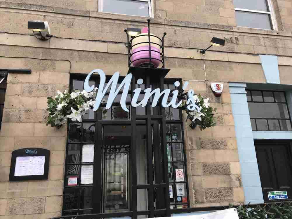Mimi's Bakehouse Edinburgh