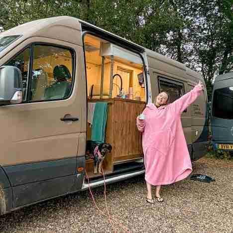 Van life Norfolk – Our First Van life Experience!